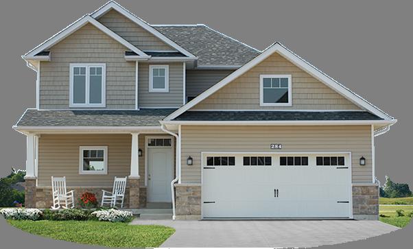 Garage Door and Garage Door Opener