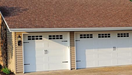 A Few Garage Door Safety Tips