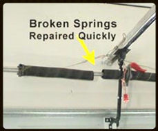 Broken Torsion Spring