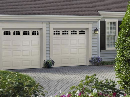 Leaving Your Garage Door Open?
