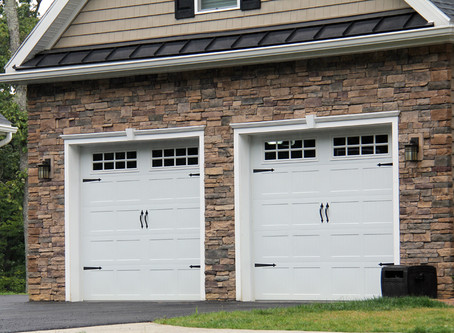 Benefits of a Steel Garage Door