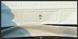 Bent or Damaged Garage Door Panel, Garage Door Repair, Garage Door Kingwood, Garage Door Service