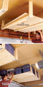 Easy and Attractive Garage Organization Tips