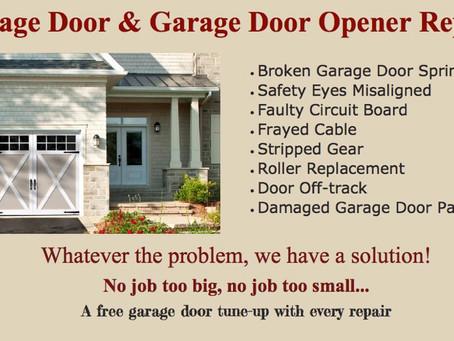 What If My Garage Door Gets Stuck?