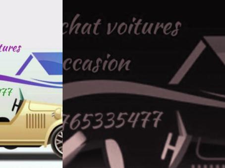 Achat de voiturerpour l'exportation valais