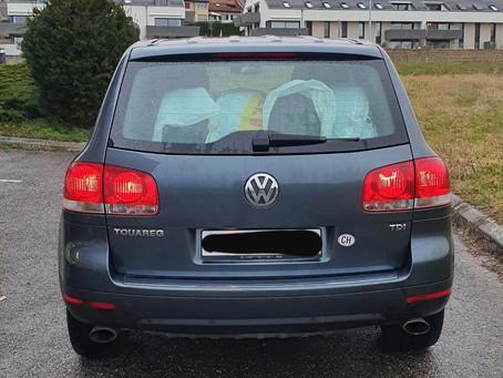 Reprise de voiture à Vaud