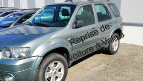 Reprise de voiture à Valais