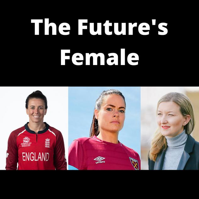The Future's Female panel