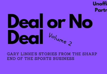 Gary Linke offers 5 more lessons on how to build a sales career in sport