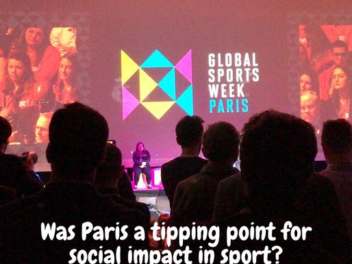 Neill Duffy on the evolution of the purpose argument at Global Sports Week
