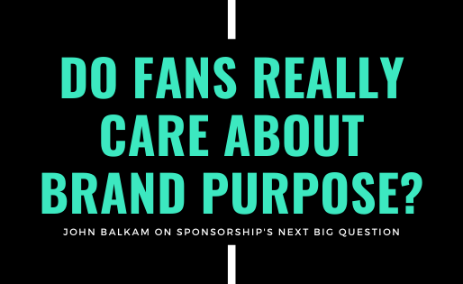 Is there more to the sponsor-fan relationship than money?