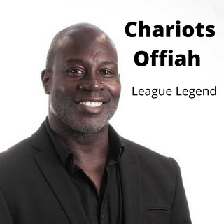 Martin Offiah MBE