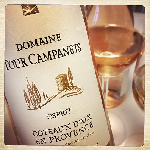 ESPRIT 2020 - BIO - Provence - Domaine Tour Campanets