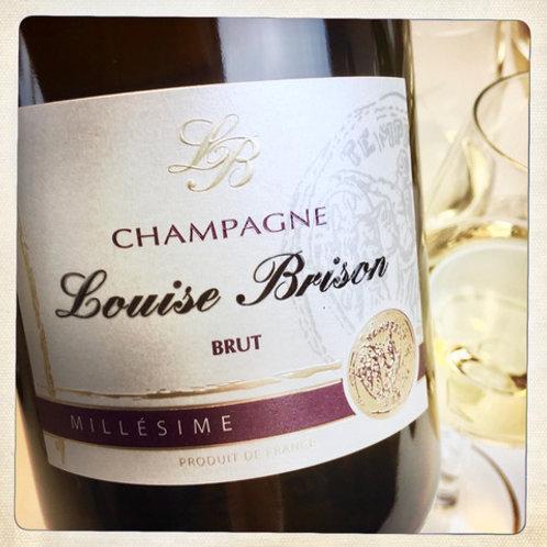 MAGNUM - ASSEMBLAGE 2010 - Champagne - Brut - Domaine Louise Brison