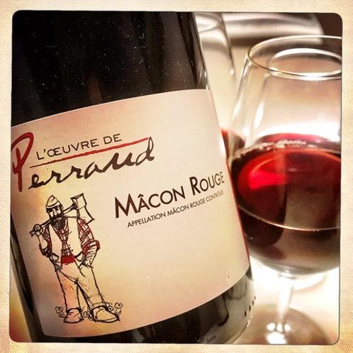 MACON 2018 - Bourgogne - Domaine Perraud