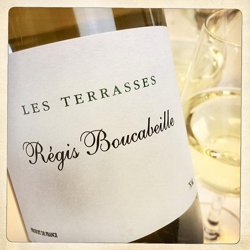 Vin blanc LES TERRASSES 2017 - BIO - Roussillon - Domaine Boucabeille