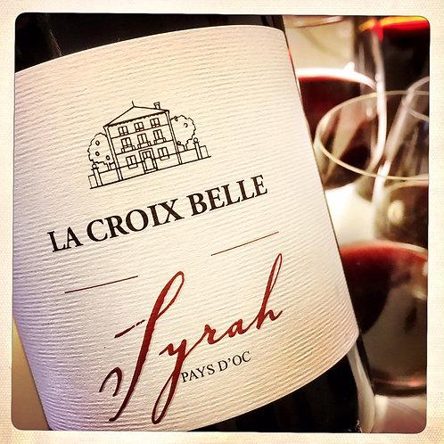SYRAH 2018 - Languedoc - Domaine La Croix Belle