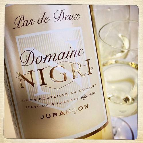Vin PAS DE DEUX 2016 - BIO- Moelleux - Jurançon - Domaine Nigri