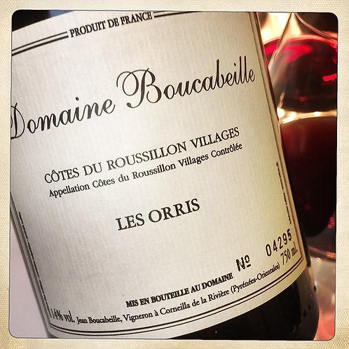 LES ORRIS 2016 - BIO - Roussillon - Domaine Boucabeille