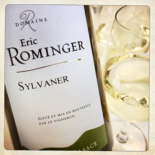Vin Sylvaner Rominger - Alsace Bio Blanc