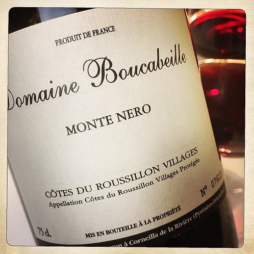 MONTE NERO 2017 - BIO - Roussillon - Domaine Boucabeille