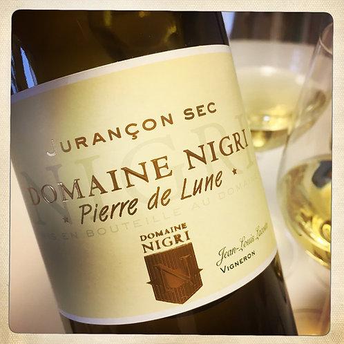 Vin blanc PIERRE DE LUNE 2017 - BIO - Jurançon - Domaine Nigri