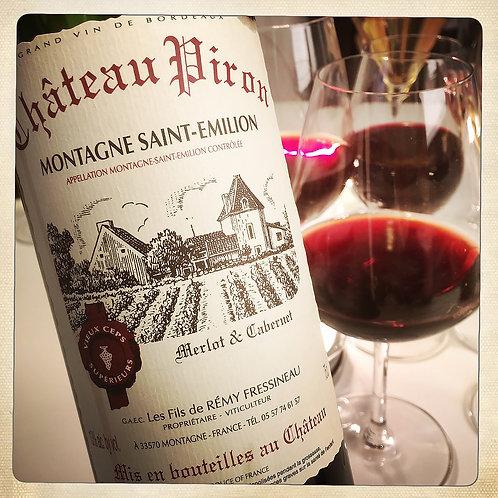 Magnum vin CHÂTEAU PIRON 2015 - Bordeaux