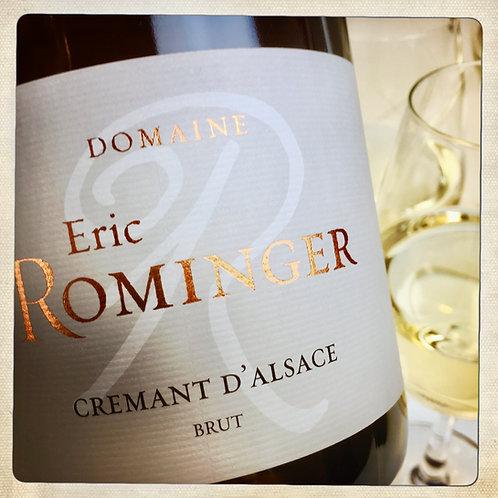 CREMANT D'ALSACE BRUT - BIO - Alsace - Domaine Eric Rominger