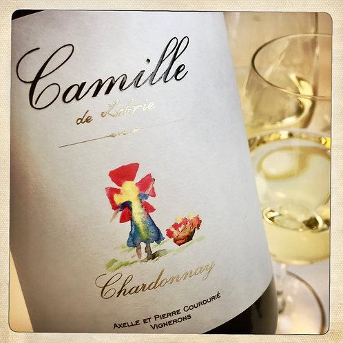 Vin Camillle de Labrie 2018 - Blanc Bordeaux