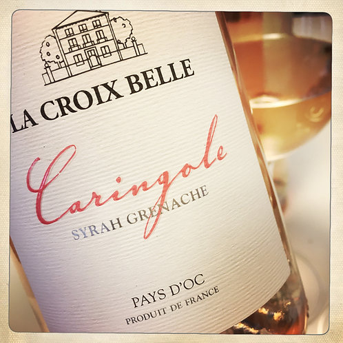 CARINGOLE 2018 - Languedoc - Domaine La Croix Belle
