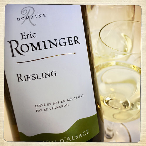 Vin Riesling 2016 Rominger - Alsace Bio Blanc