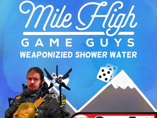 MHGG #168 - Weaponized Shower Water