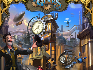 MHGG Review - City of Gears
