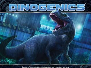 MHGG Review - DinoGenics