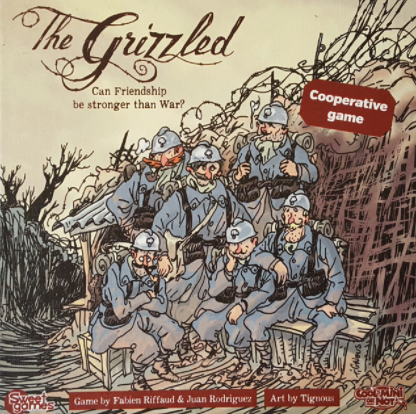 The Grizzled box cover