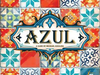 MHGG Review - Azul