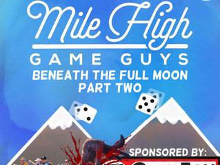 MHGG Oneshot - Dread: Beneath the Full Moon (Part Two)