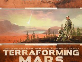 MHGG Lookback - Terraforming Mars