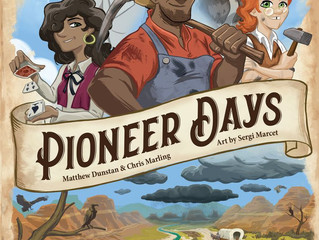 MHGG Review - Pioneer Days