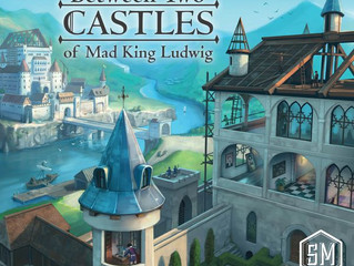 MHGG Review - Between Two Castles of Mad King Ludwig