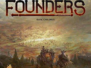 MHGG Review - Founders of Gloomhaven
