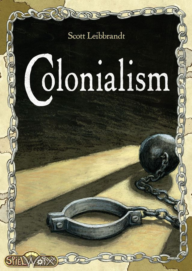 Colonialism Cover