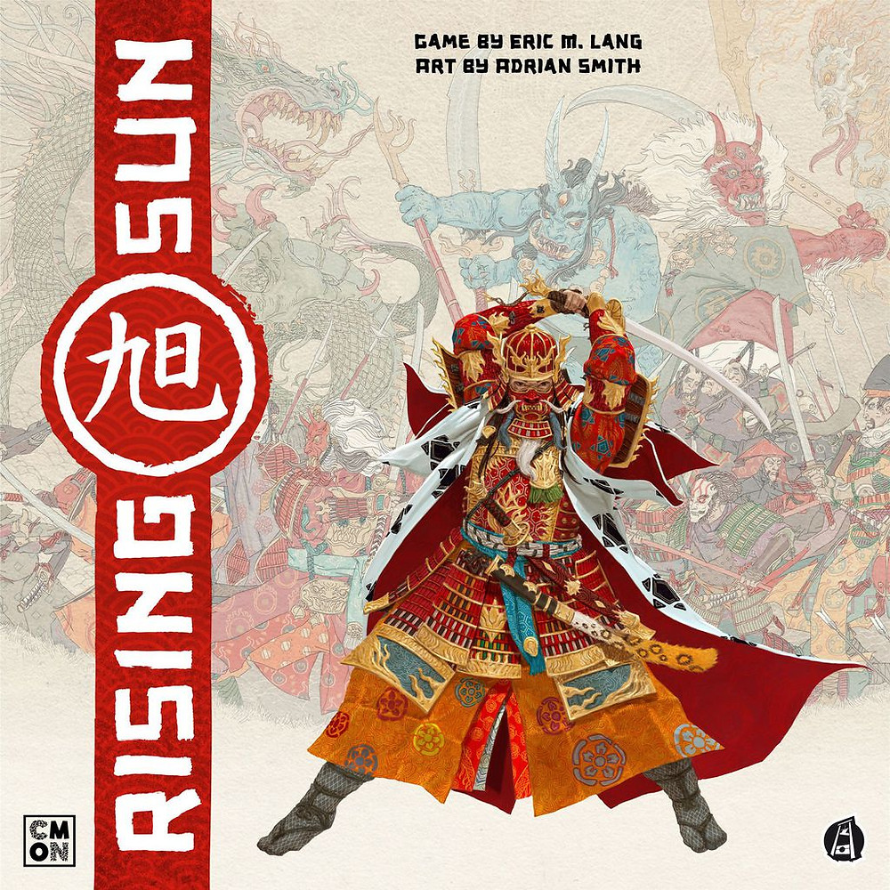 Rising Sun box art