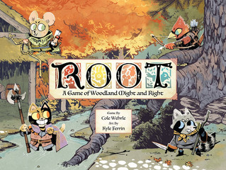 MHGG Review - Root