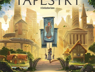 MHGG Review - Tapestry: A Civilization Game