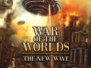 MHGG Review - War of the Worlds: The New Wave