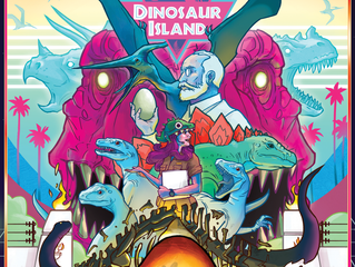 MHGG Review - Dinosaur Island
