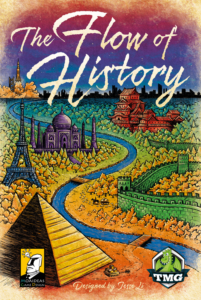 The Flow of History box art