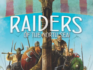 MHGG Review- Raiders of the North Sea