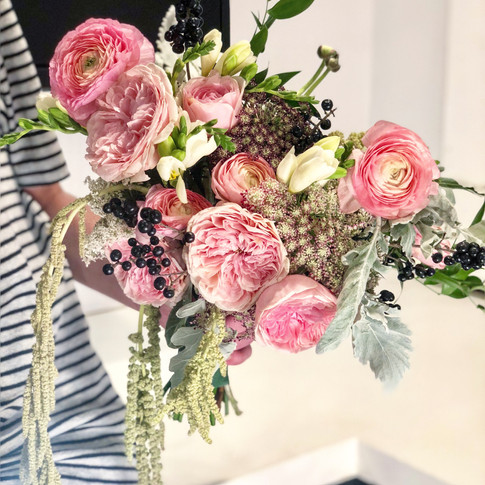Photography by Talleyho Garage Florals